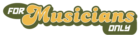 For Musicians Only logo