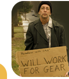 will work for gear